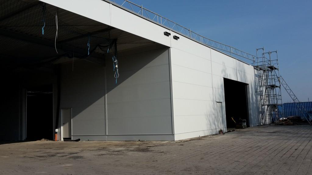 Erweiterung Profilmaxx – 2800 m² zusätzliche Fläche für den Kantbetrieb